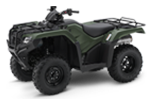 2017 Honda Rancher ATV