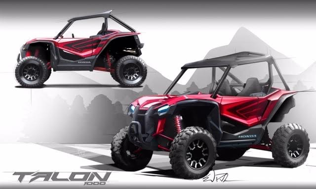 Introducing the All-New Honda Talon – Poway Powersports San Diego